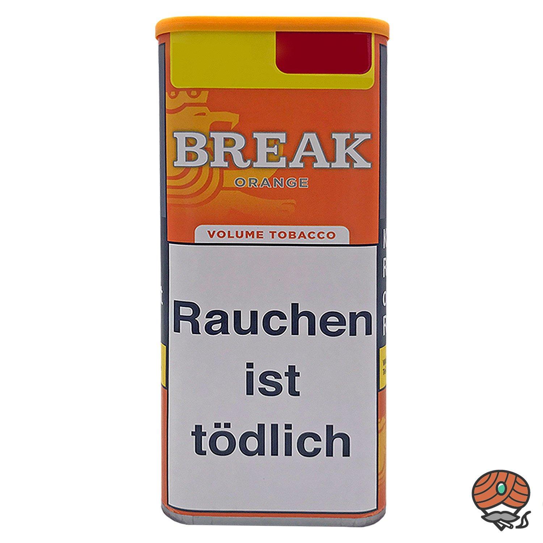 Break Orange Volumentabak / Tabak 110g XXL Dose