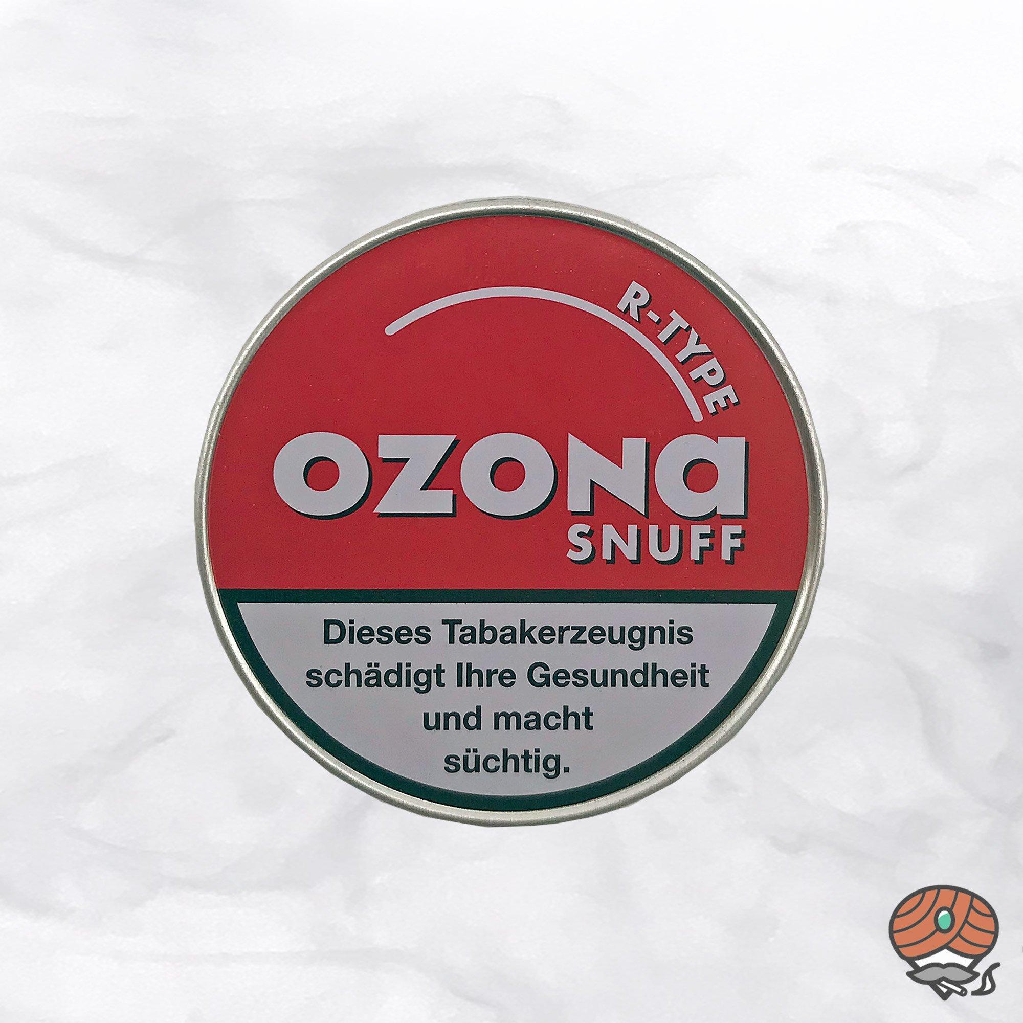 Ozona R-TYPE Snuff Schnupftabak 5g - Himbeere
