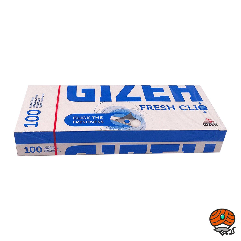 100 Gizeh FRESH CLIQ Filterhülsen