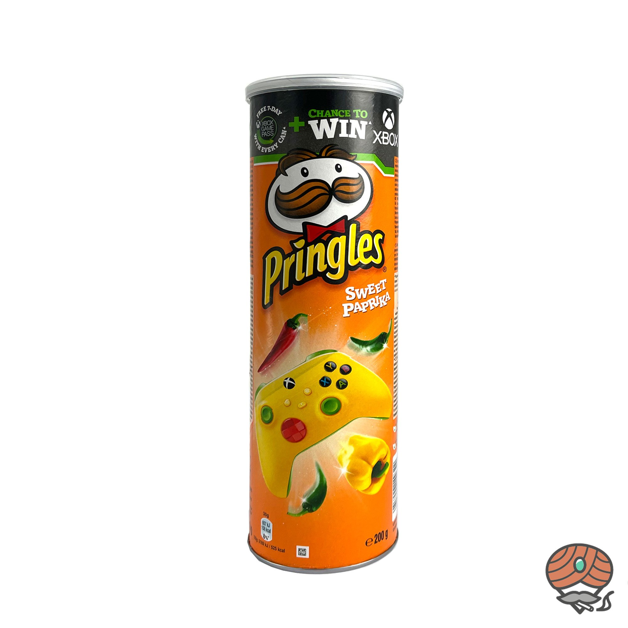 Pringles Sweet Paprika 200g Dose