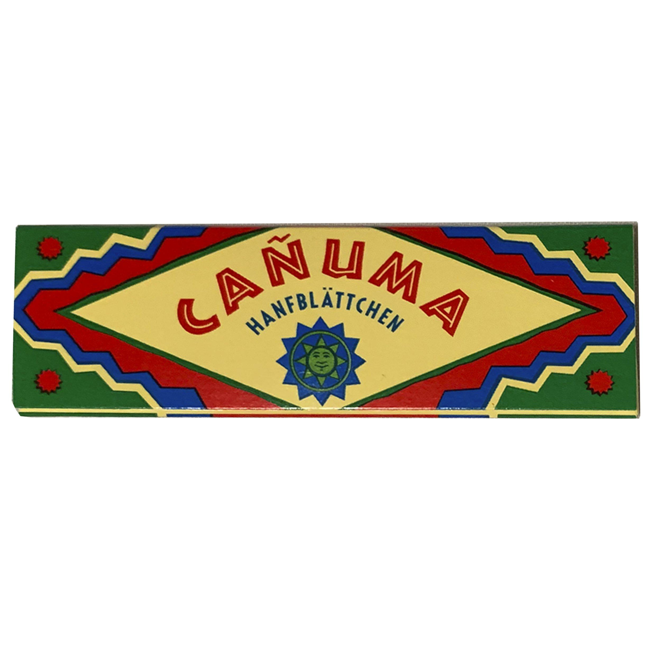 Canuma Blättchen Drehpapier
