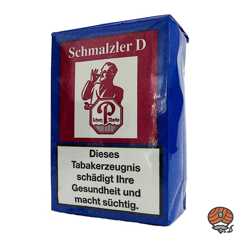 Schmalzler D (ehemals Doppelaroma) Schnupftabak 100g von Pöschl