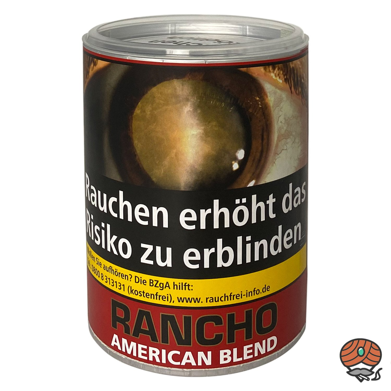 Rancho American Blend Zigarettentabak 190 g Dose