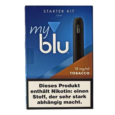 myblu / My Blu Starter Kit / Starter Set inkl. 1 Pod