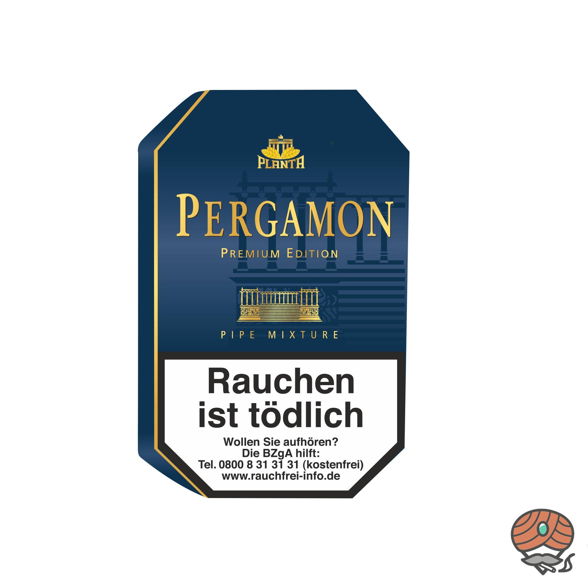 Planta Pergamon Premium Edition Pfeifentabak 100g