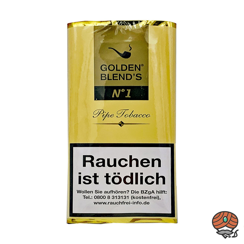 Golden Blend´s No. 1 Pfeifentabak 50g Pouch (ehem. Vanilla)