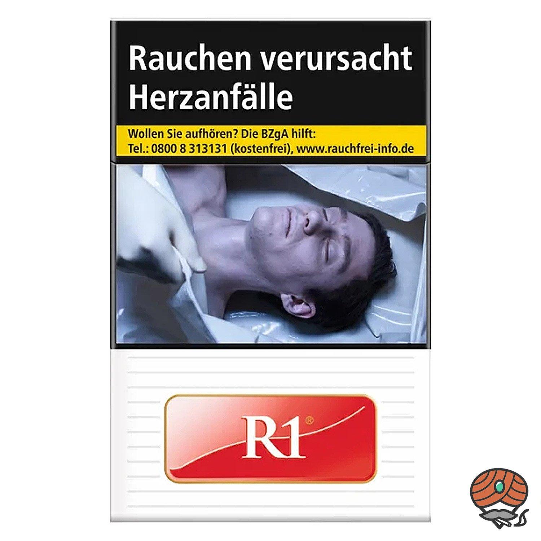 R1 Red by Davidoff Zigaretten 20 Stück