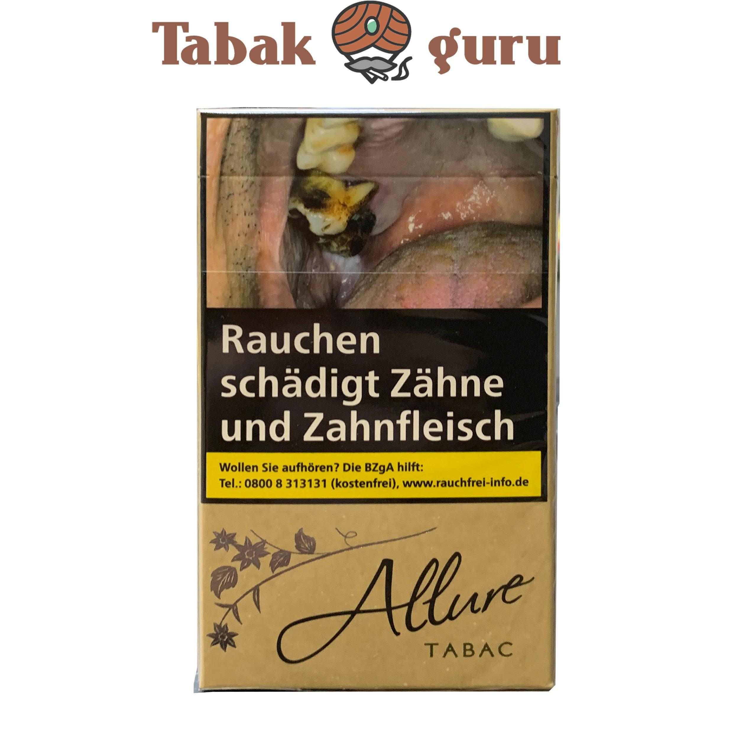 Allure Tabac Slim Zigaretten