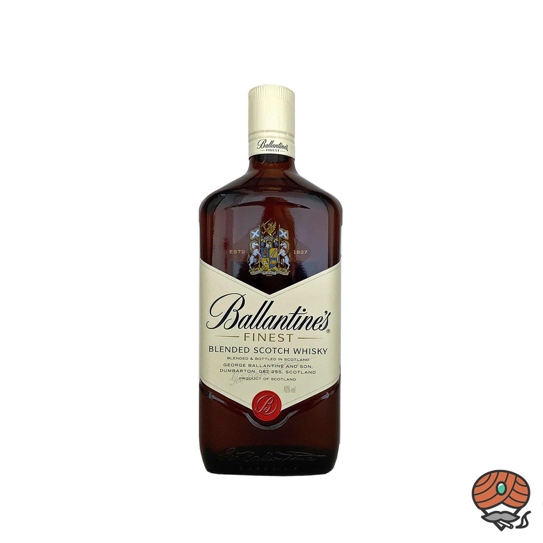 Ballantines Finest Blended Scotch Whisky 0,7l alc. 40% Vol.