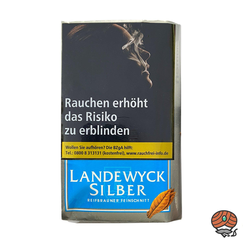 Landewyck Silber Zigarettentabak, Inhalt: 30 g