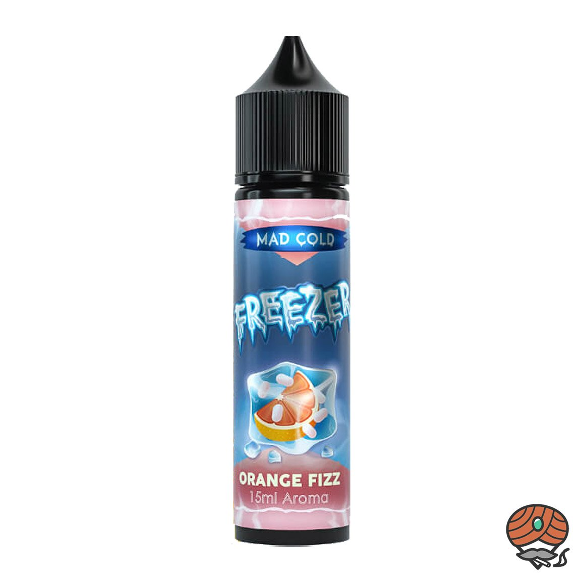 Freezer Orange Fizz 15 ml E-Liquid