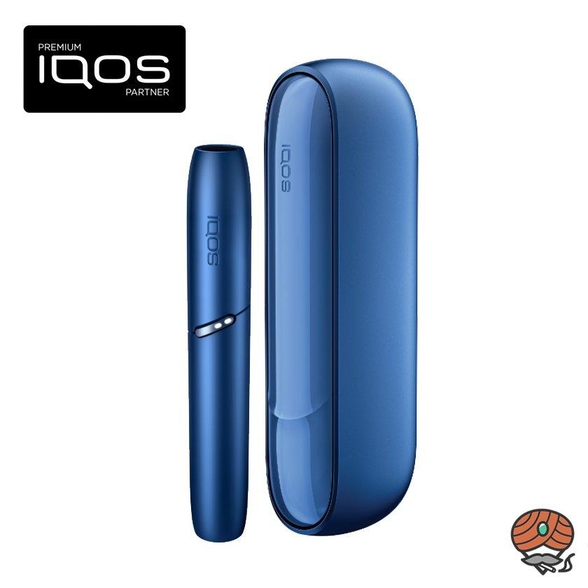 IQOS 3 Duo Kit Stellar Blue (blau) OHNE REGISTRIERUNG