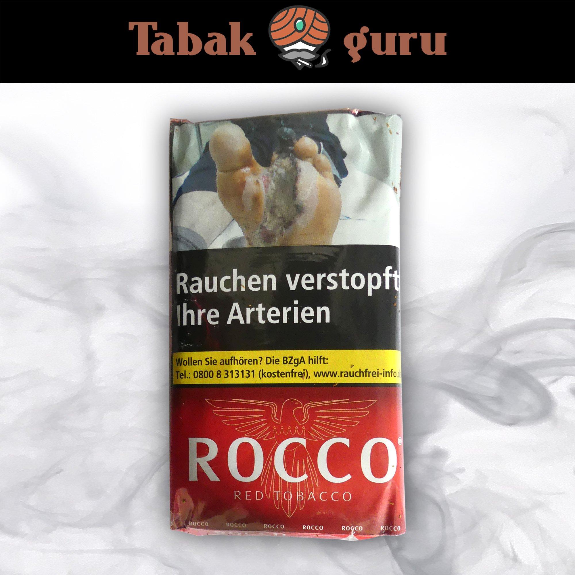 ROCCO Red Tobacco Drehtabak 38 g