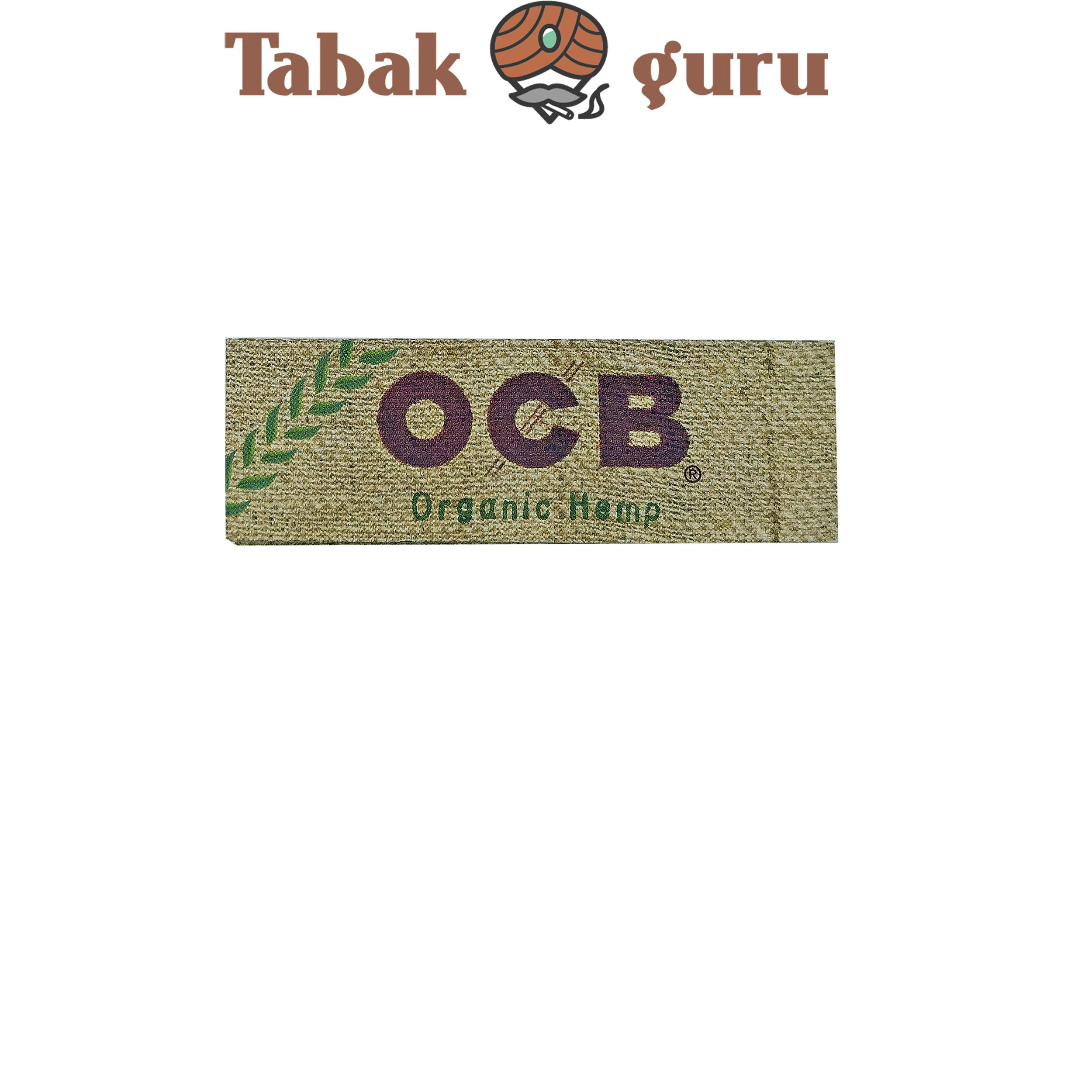 OBC Organic Hemp Papers 1 Stück