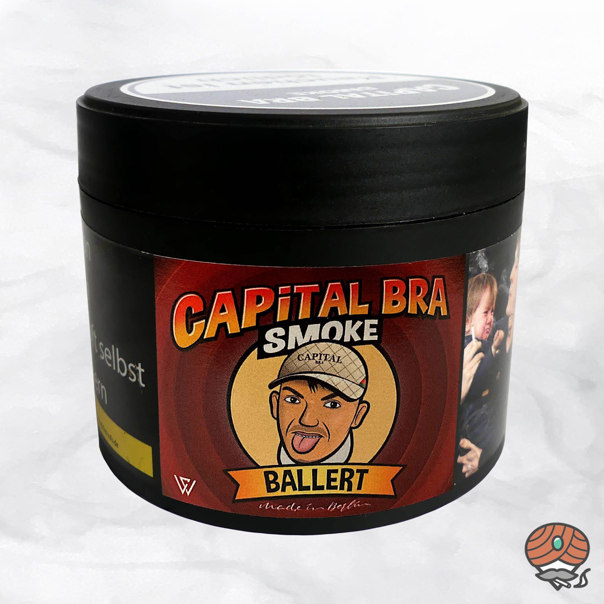 Capital Bra Smoke Shisha Tabak Ballert 200g