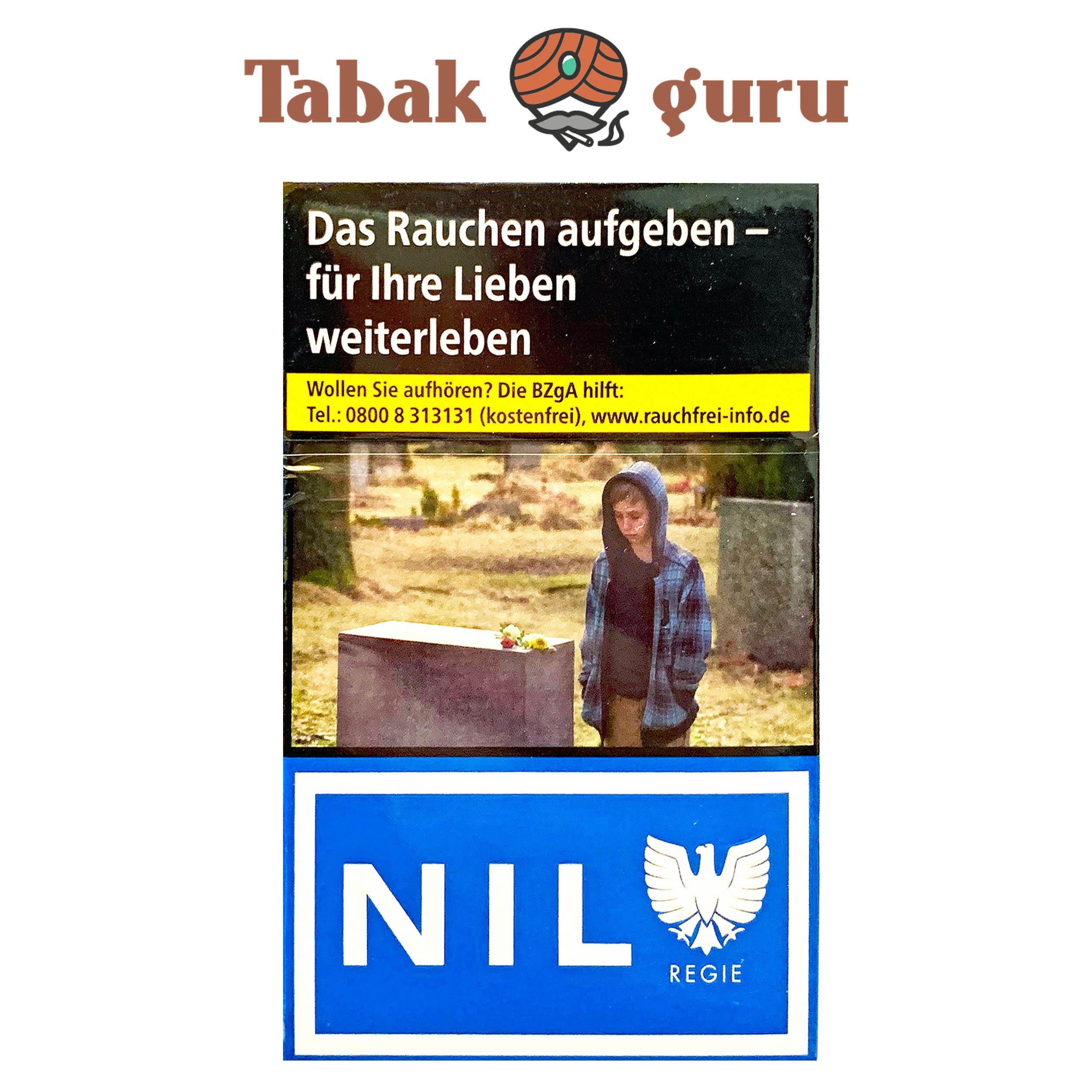 Nil Blau Filterzigaretten