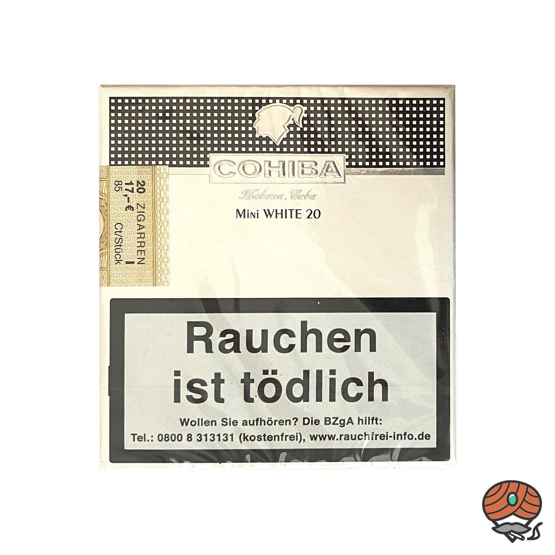 Cohiba Mini WHITE Zigarillos 20 Stück