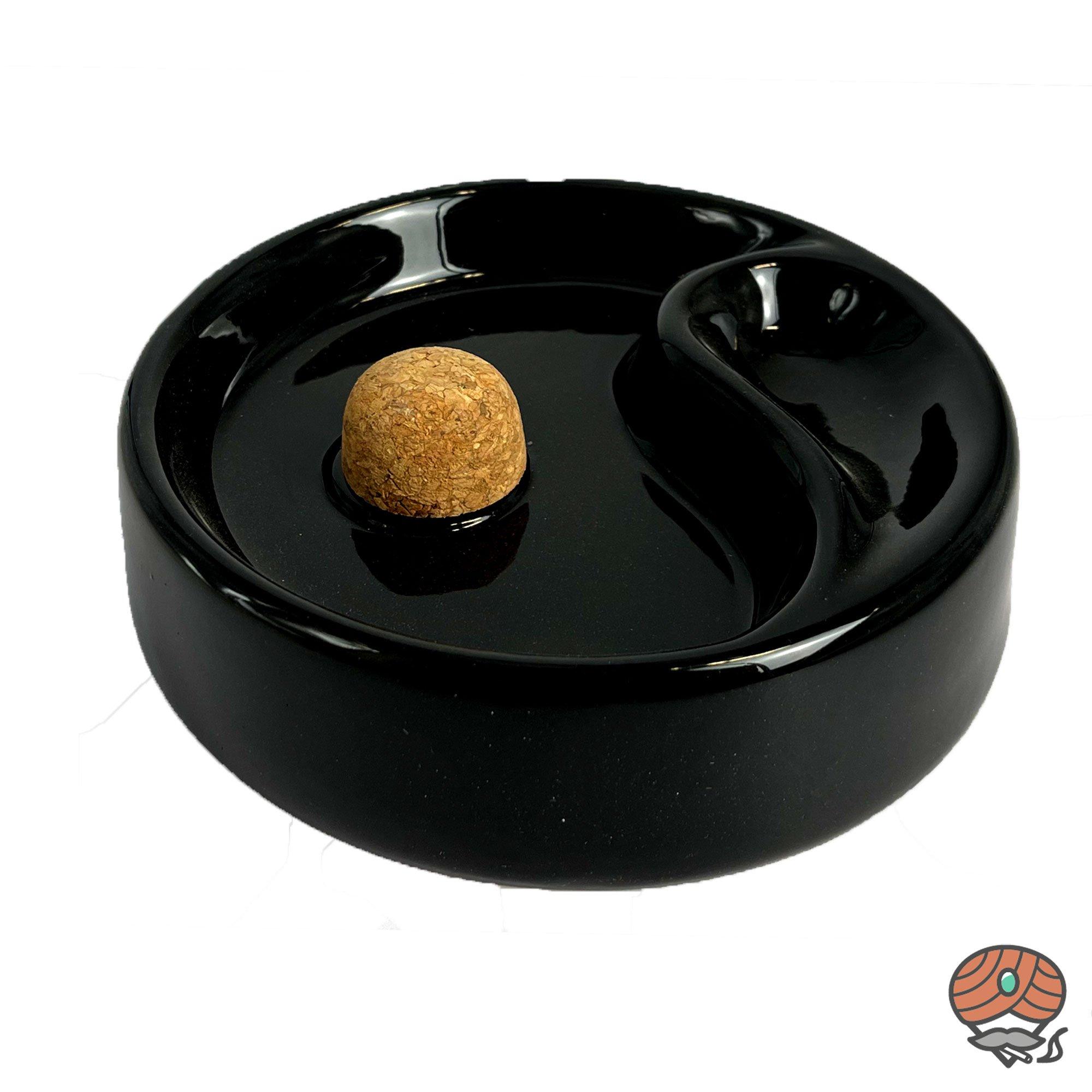 Angelo Keramik Pfeifenaschenbecher Durchmesser 16cm