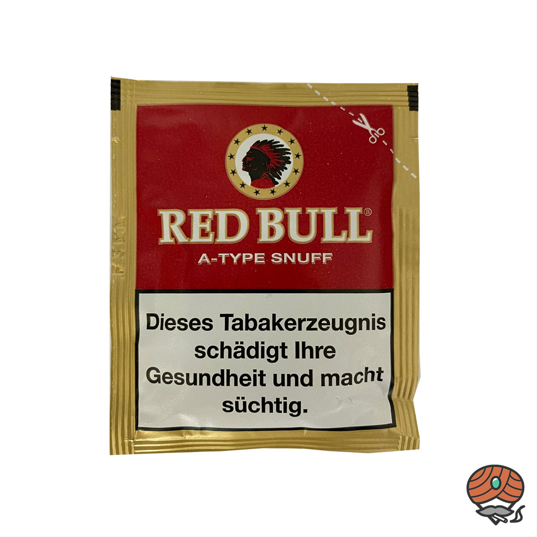 RED BULL A-Type Snuff Schnupftabak 10g Beutel