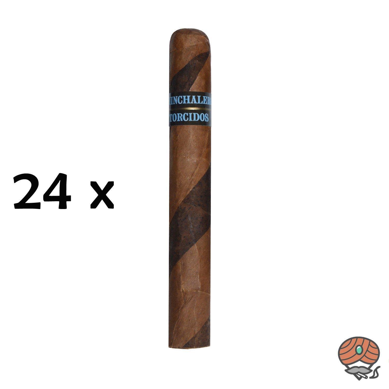 24 Chinchalero Torcidos Petit Corona Zigarren aus Nicaragua