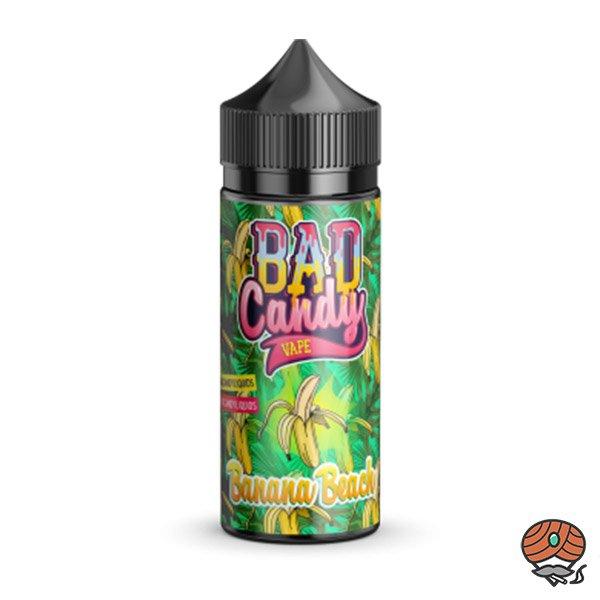 BAD Candy Banana Beach Vape Aroma 20 ml Longfill E-Liquid / Liquids