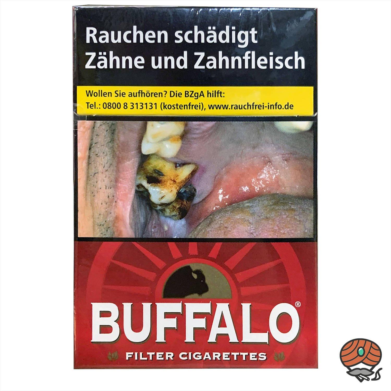 Buffalo Red Filterzigaretten 28 Stück