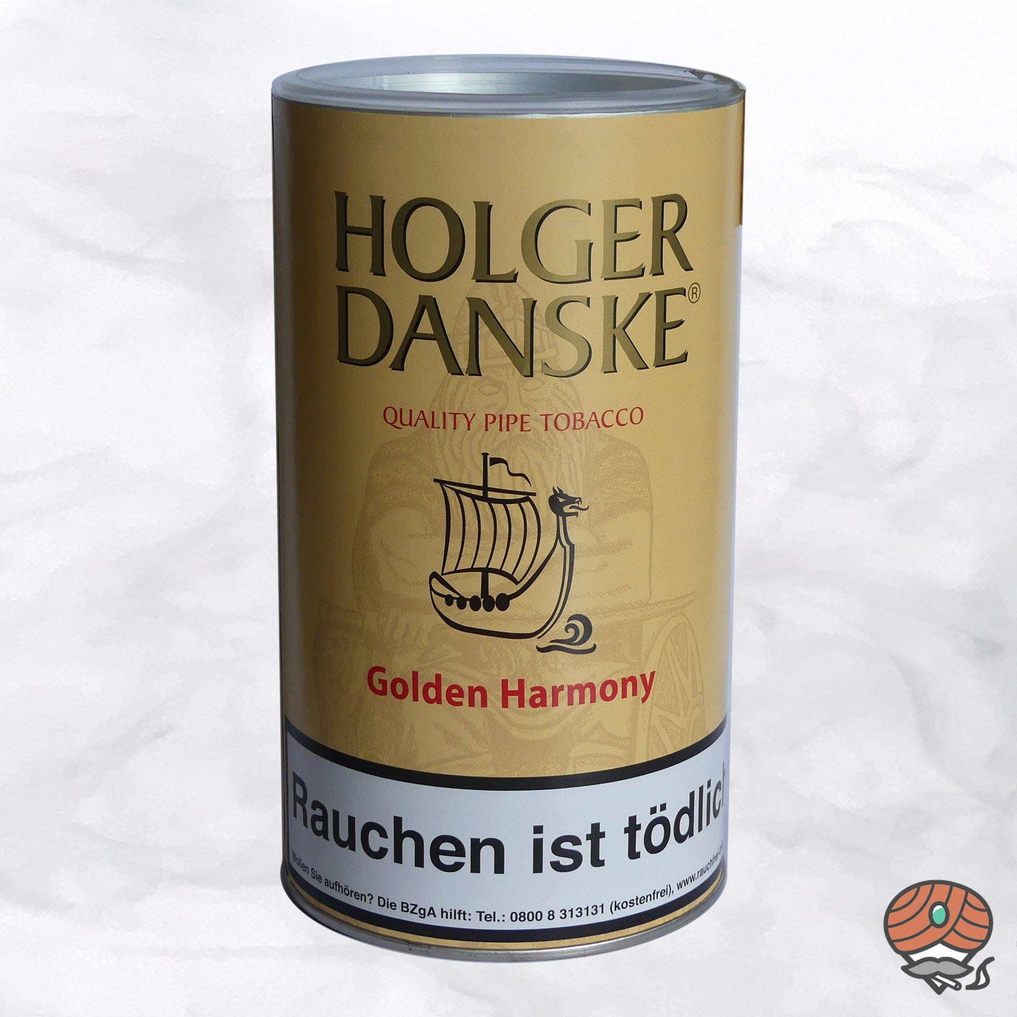 Holger Danske Golden Harmony Pfeifentabak 250 g Dose