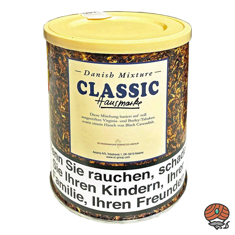 Danish Mixture Hausmarke Classic Pfeifentabak 200g Dose