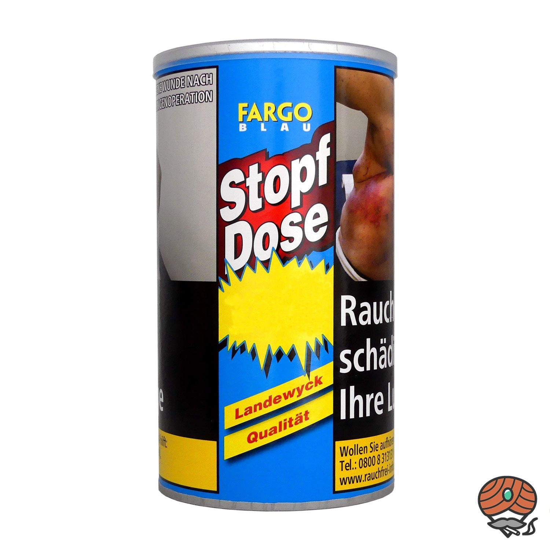 Fargo Blau XXL Stopf-Dose 140g Feinschnitt-Tabak