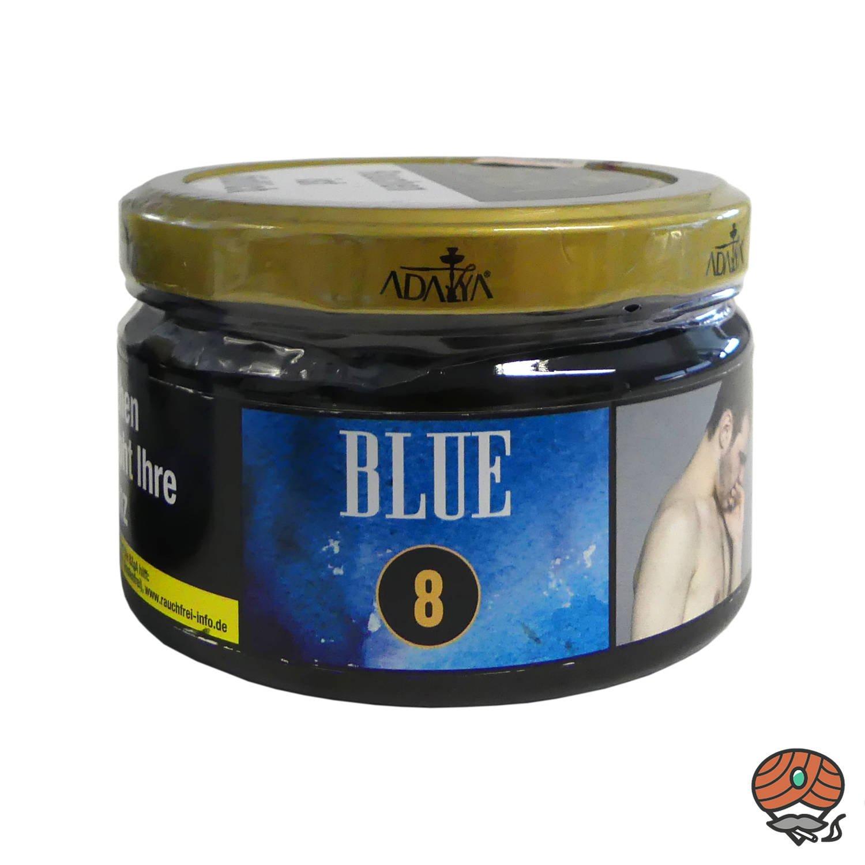 ADALYA BLUE #8 - 200g Shisha Tabak
