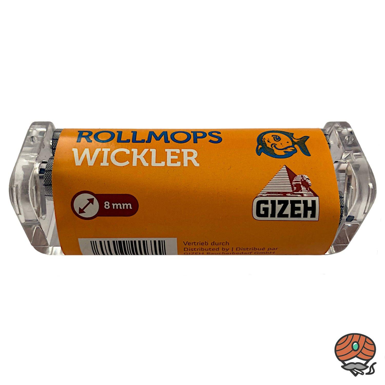 Gizeh ROLLMOPS Wickler - Rollbox - Drehmaschine für Zigaretten