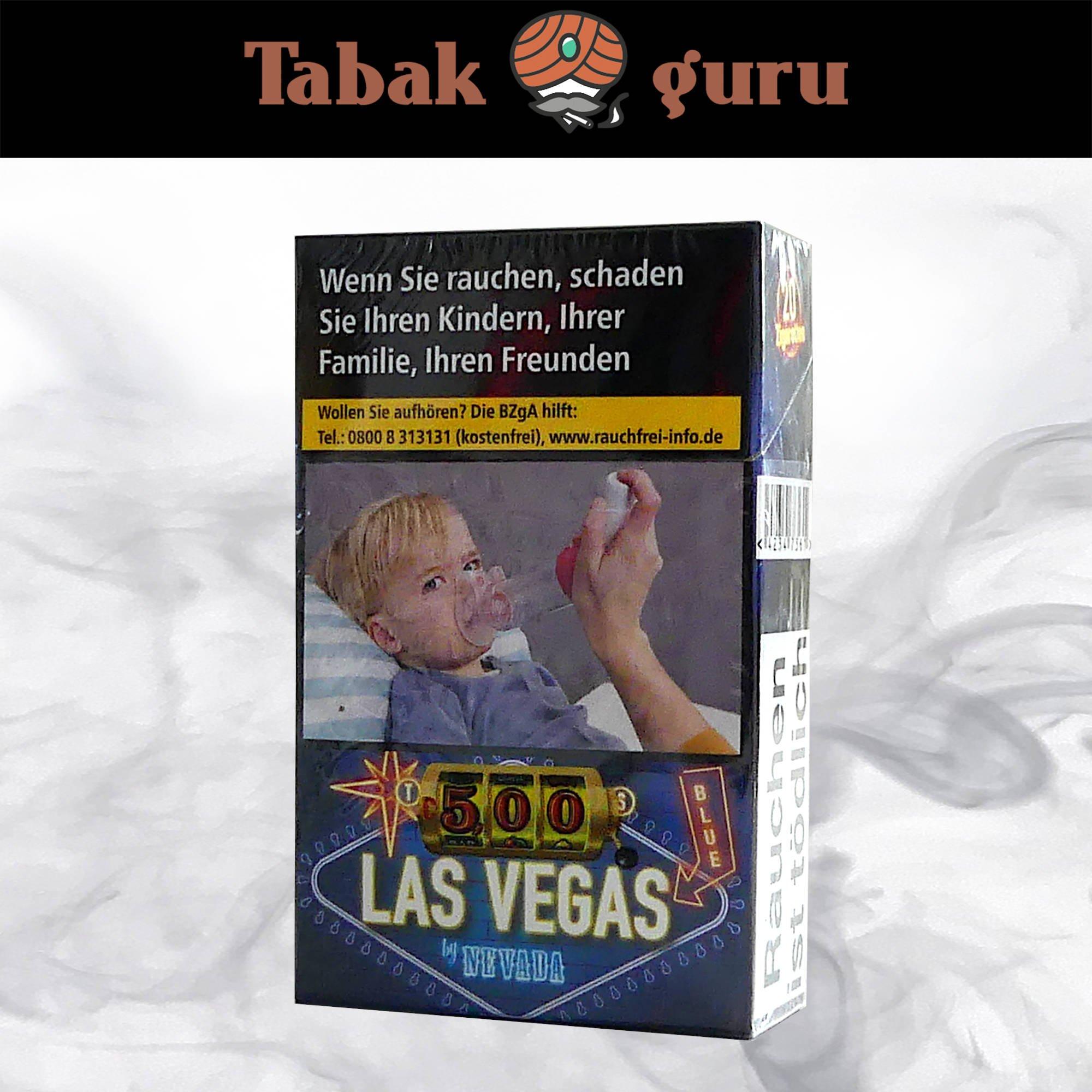 Las Vegas Blue Filterzigaretten 20 Stück