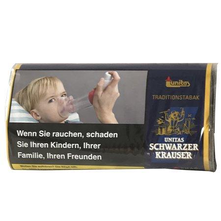 Schwarzer Krauser Zware Shag Drehtabak 30 g