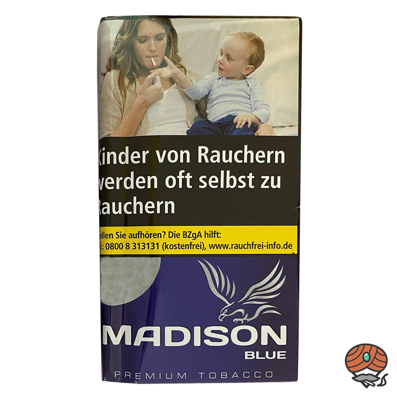 MADISON Blue Tobacco Drehtabak Halfzware Shag 30 g