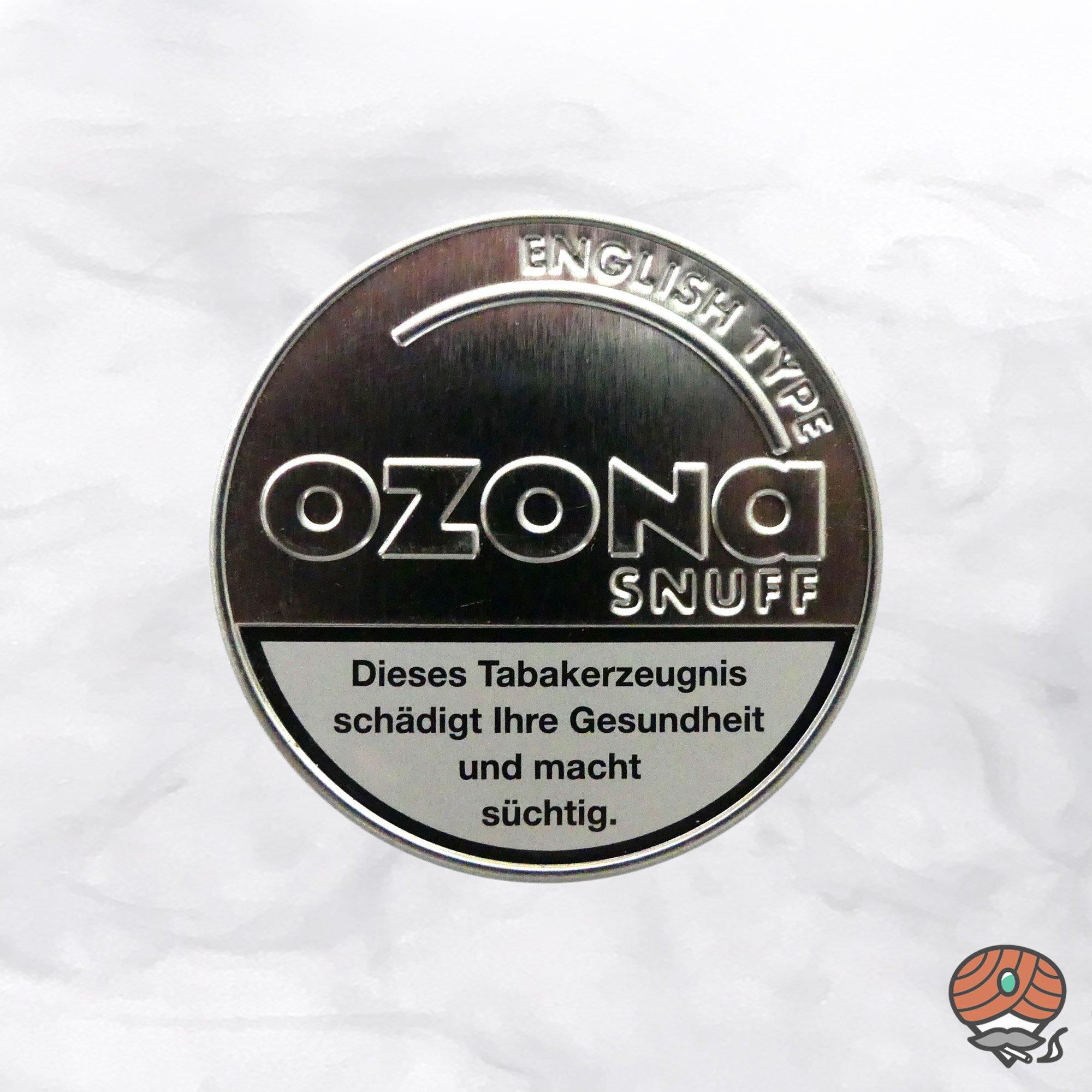 Ozona ENGLISH TYPE Snuff Schnupftabak 5g