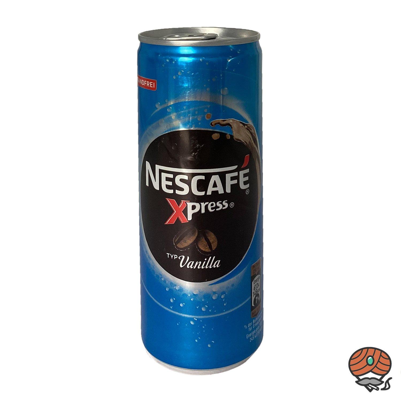 Nescafé Xpress Typ Vanilla, 250 ml Dose