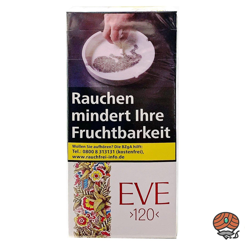Eve Filterzigaretten / Zigaretten - 120er Format - OP 20 Stück