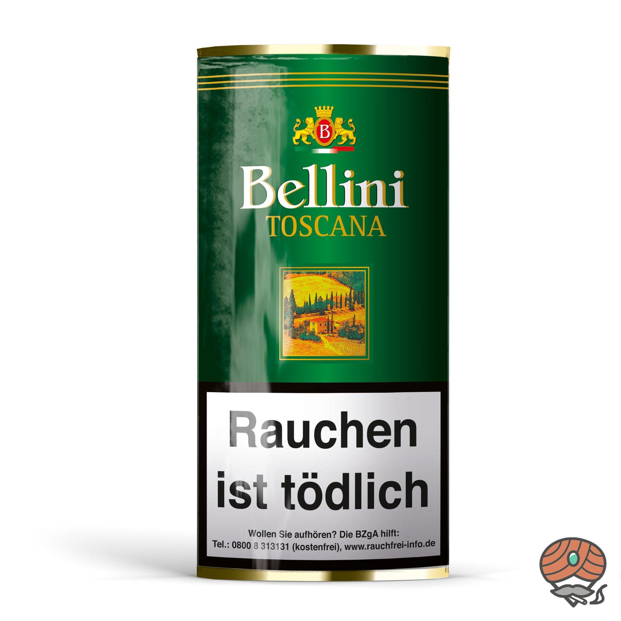 Bellini Toscana Pfeifentabak 50g Pouch