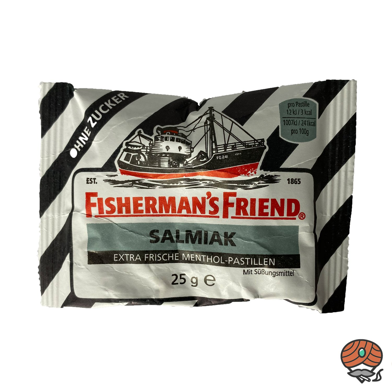 Fisherman`s Friend Menthol-Pastillen Salmiak