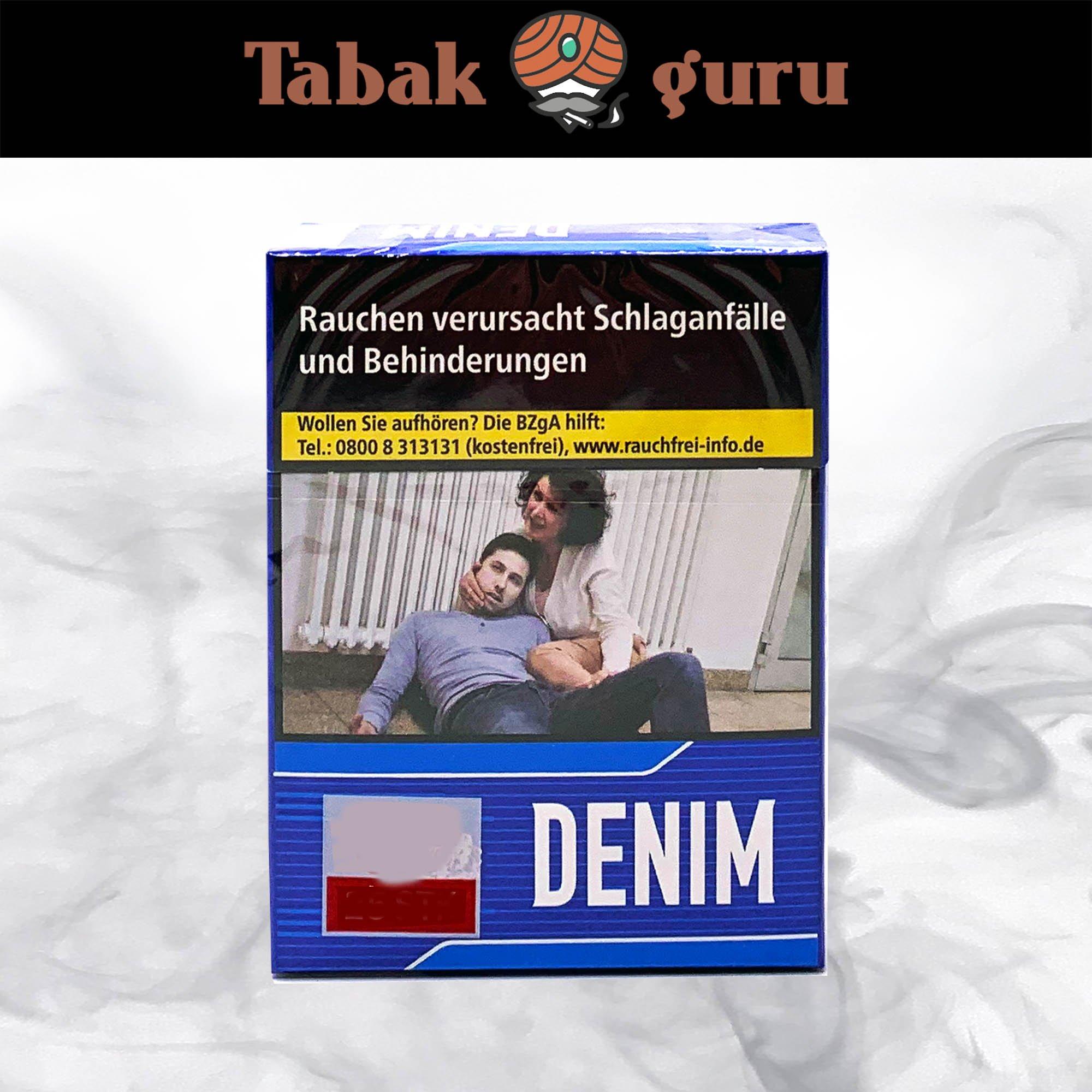 Denim Blue Filterzigaretten (25 Stück)