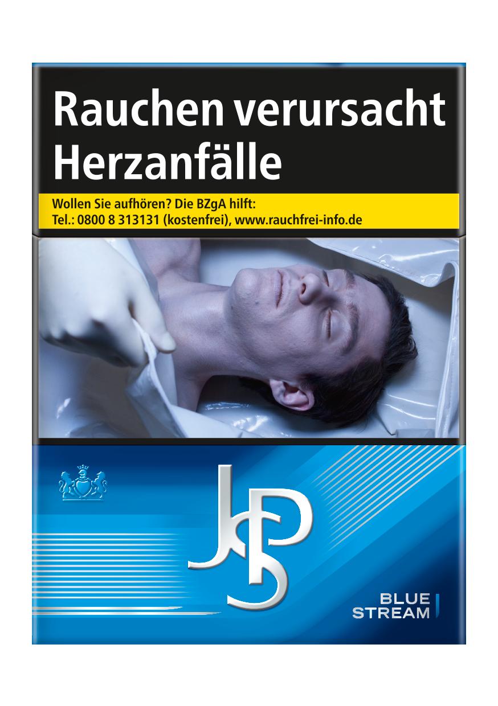 JPS / John Player Special Blue Stream Zigaretten 21 Stück