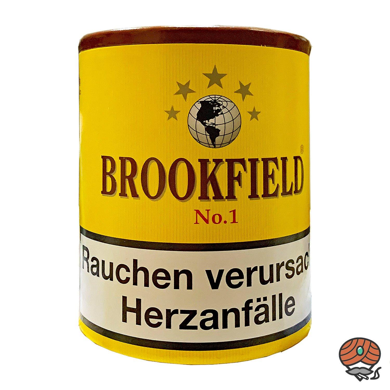 Brookfield No. 1 Aromatic Blend Pfeifentabak 200g Dose