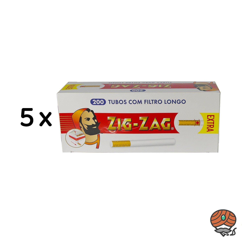 Zig-Zag Extra Filterhülsen 1000 Stück