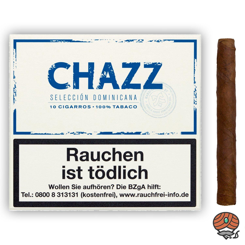 CHAZZ Selección Dominicana Cigarros Nr. 792 - 10 Stück