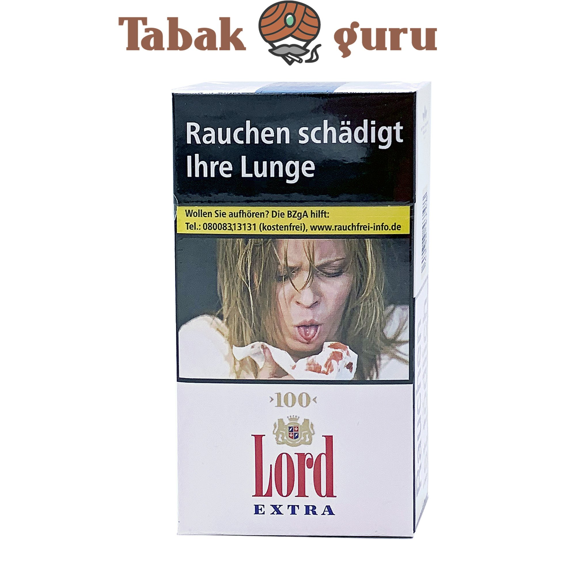 Lord Extra Long (100er) Zigaretten