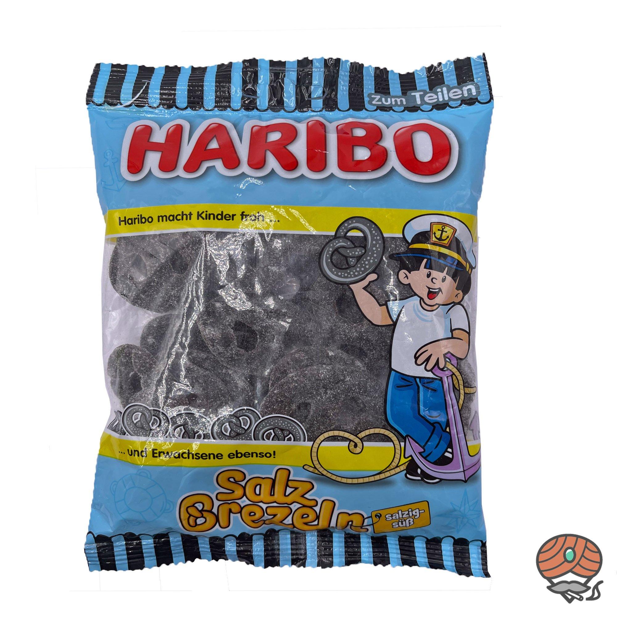 Haribo Salz Brezeln (salzig-süß) 200g