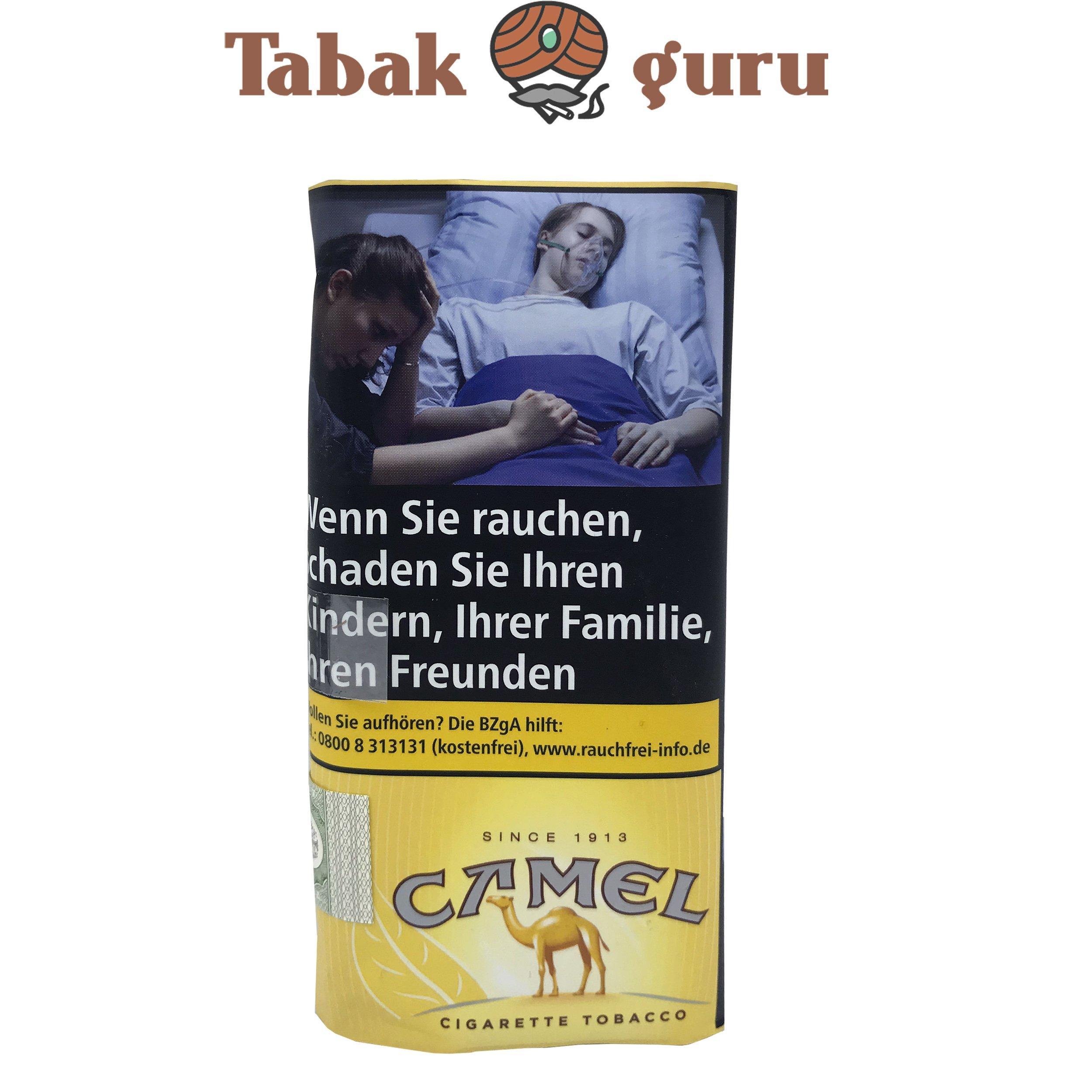 Camel Cigarette Tobacco 30g Drehtabak Zigarettentabak