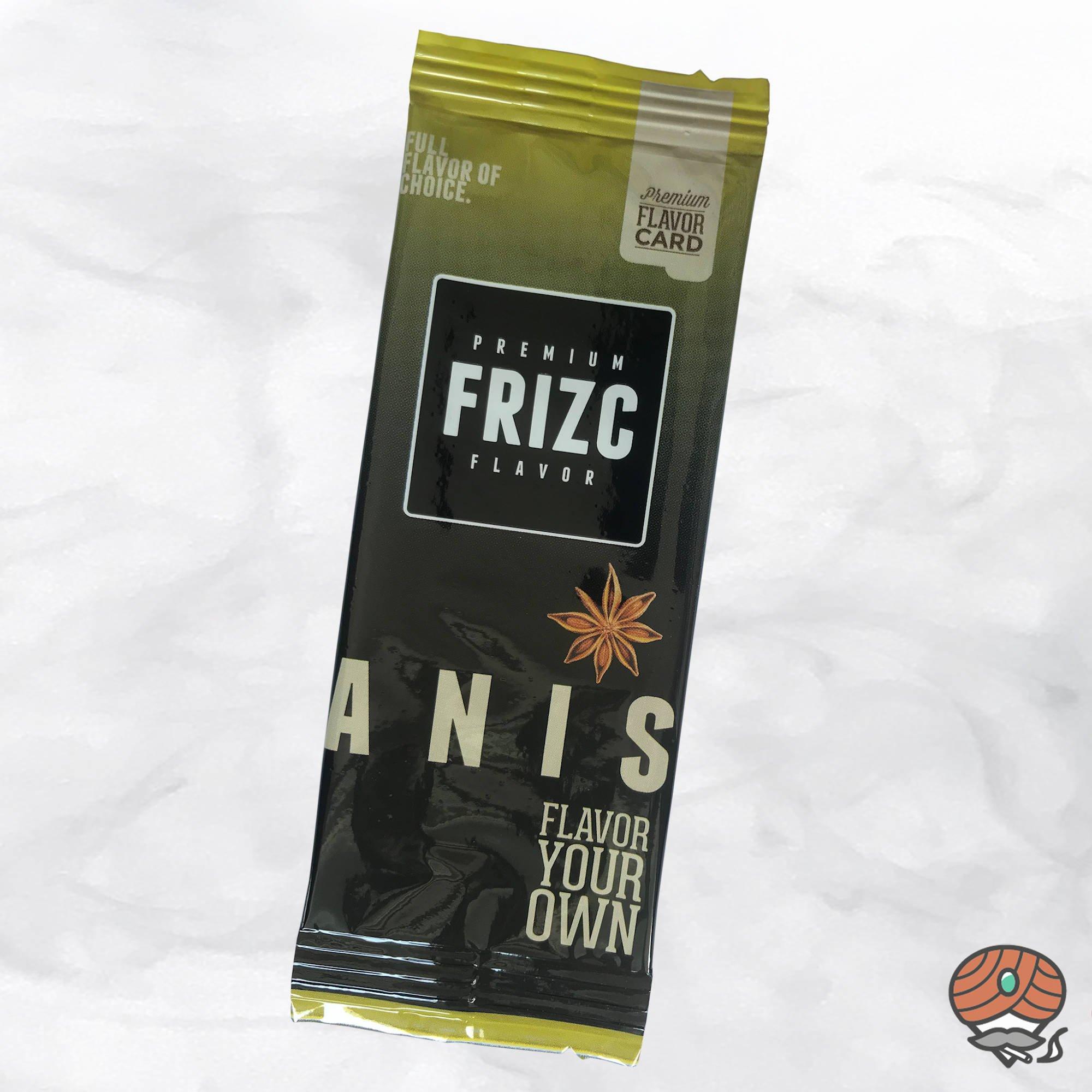Aromakarte Frizc Anis - Premium Flavor Card