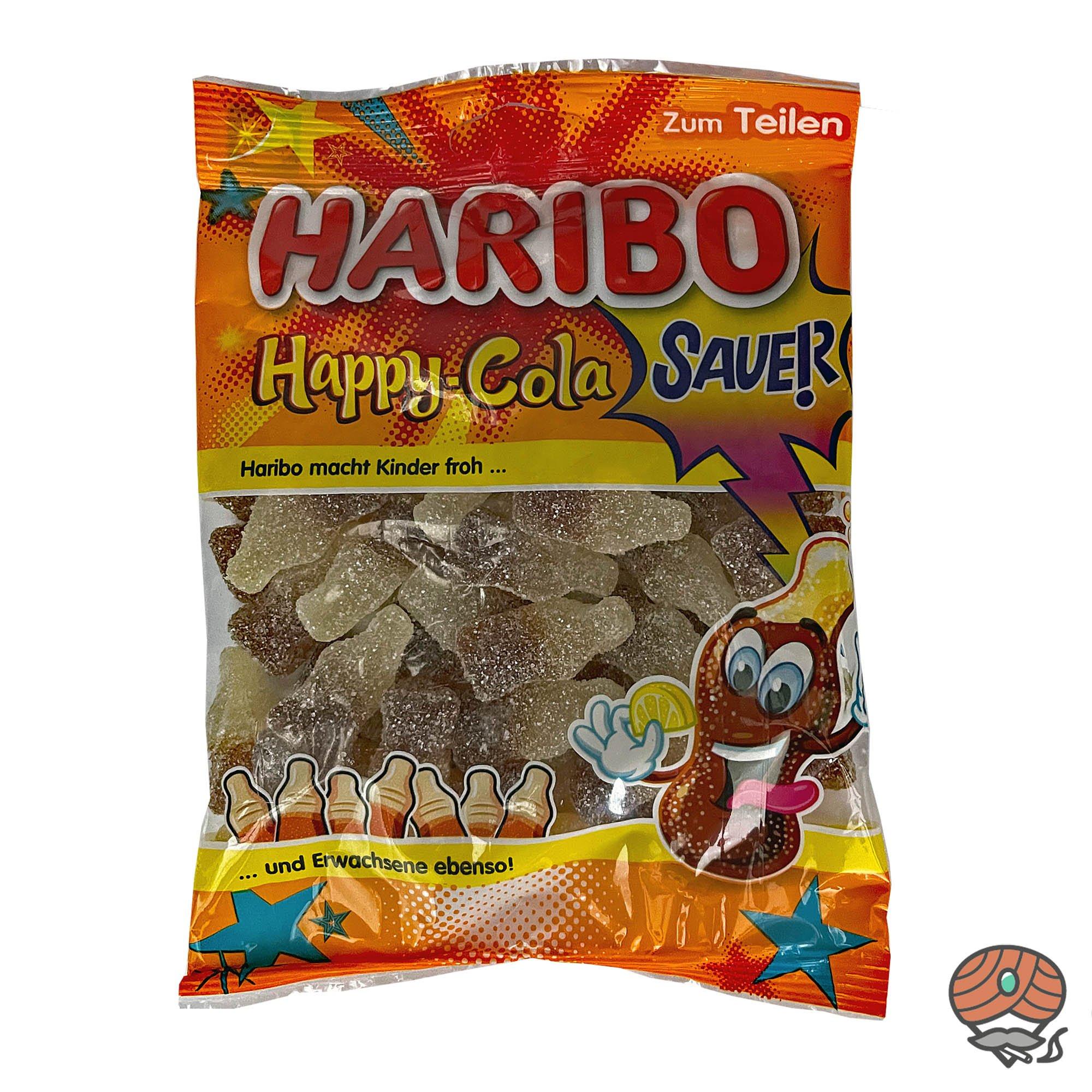 Haribo Happy Cola Sauer 200g