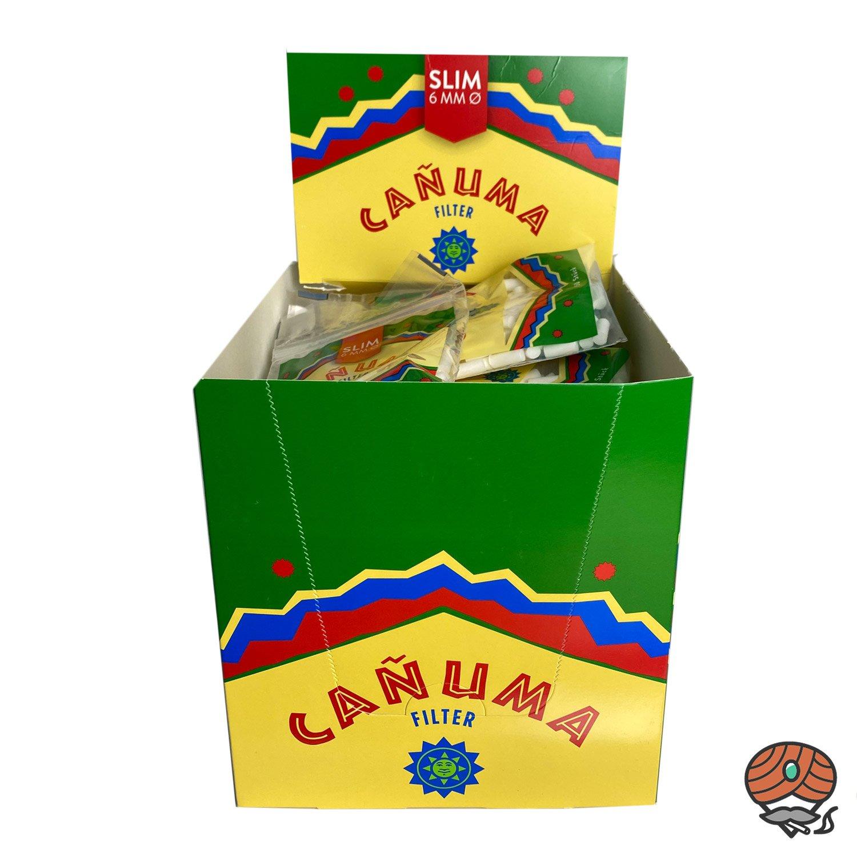 Box Canuma Filter Packung 25 Packungen à 150 Filter